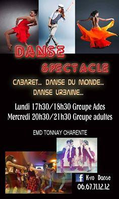 Danse de spectacle